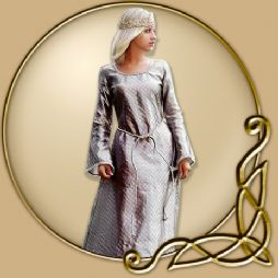 Costume - Royal Silver Dress